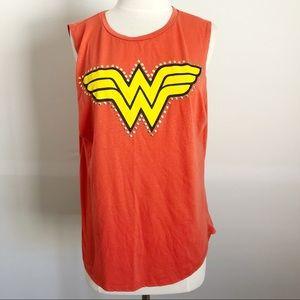 DC Comics Wonder Woman Tank Top XL